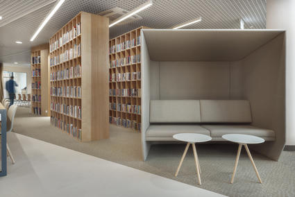 Sopoteka: A library to focus and feel at home in Poland