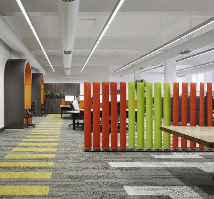 Energetic and vibrant space at CIP in Melbourne
