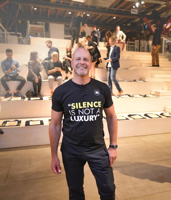 Daniel silence not luxury