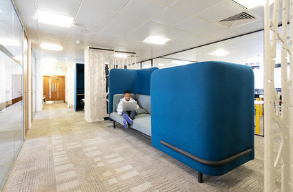 UK Sh'office: a new hub to work and be inspired